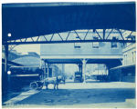 045- [Looking towards American Express Company Freight Depot]. In the Boston & Albany R.R. –...