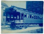 005- [Engine 63 showing damaged train] In the Boston & Albany R.R. – Boston Yard Collection.