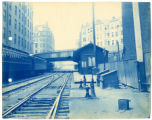 014- Columbus Ave. Station East End. In the Boston & Albany R.R. – Boston Yard Collection.