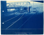 015- Albany Street Bridge from Tracks West of Bridge Looking East- June 9th, 1898. In the Boston...