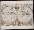 02- A new map of the terraqueous globe according to the ancient discoveries and most general...